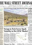 《The Wall Street Journal(WSJ)》2021年03月10日(华尔街日报)【PDF】