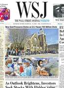 《The Wall Street Journal(WSJ)》2021年03月13&14日(华尔街日报)【PDF】