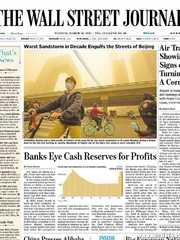 《The Wall Street Journal(WSJ)》2021年03月16日(华尔街日报)【PDF】