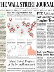 《The Wall Street Journal(WSJ)》2021年03月31日(华尔街日报)【PDF】