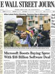 《The Wall Street Journal(WSJ)》2021年04月13日(华尔街日报)【PDF】