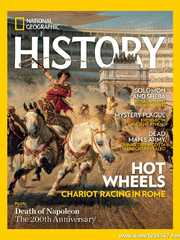 《National Geographic History》2021年05-06月(美国国家地理杂志·历史版-英文原版)【PDF】